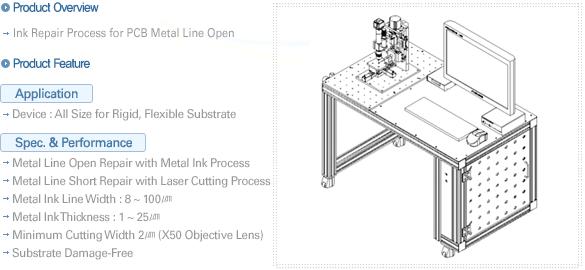 CHARM ENGINEERING PCB Metal Ink Open Repair