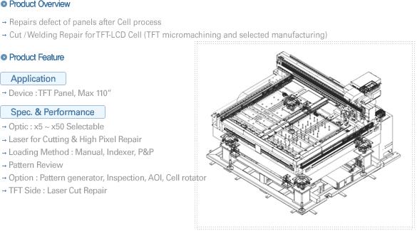 CHARM ENGINEERING Laser Repair  3