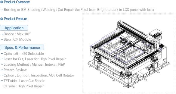 CHARM ENGINEERING Laser Repair  4