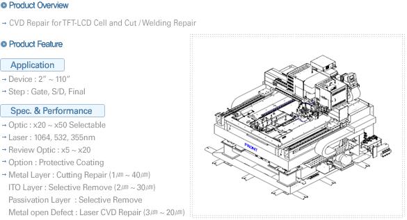 CHARM ENGINEERING Laser Repair  6