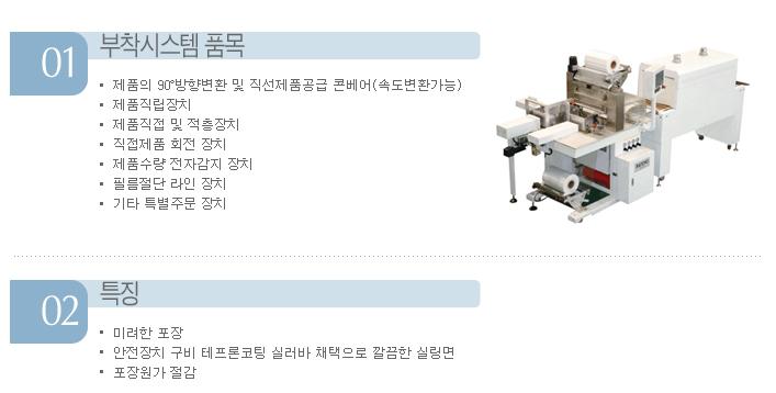천세패크맨 수축포장기 CSW
