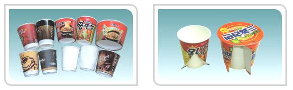 CUPO TECH Paper Sleeve Machine CPD Series