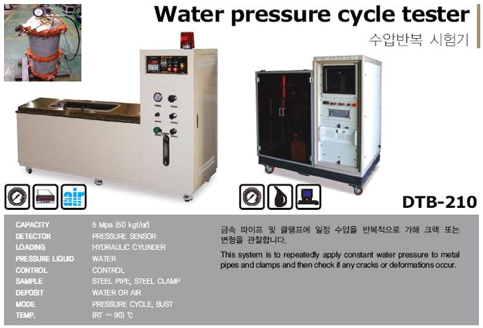 DAEKYOUNG TECH Pressure Tester  2