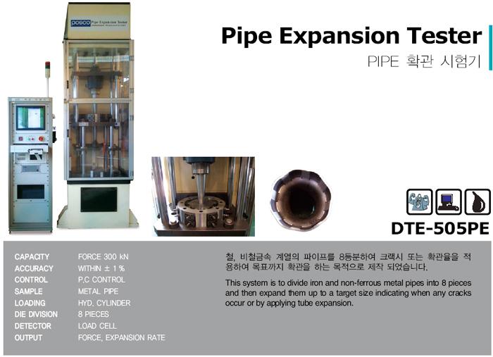 DAEKYOUNG TECH Sheet Formability Tester DTF-50P/60C, DTE-505PE 3
