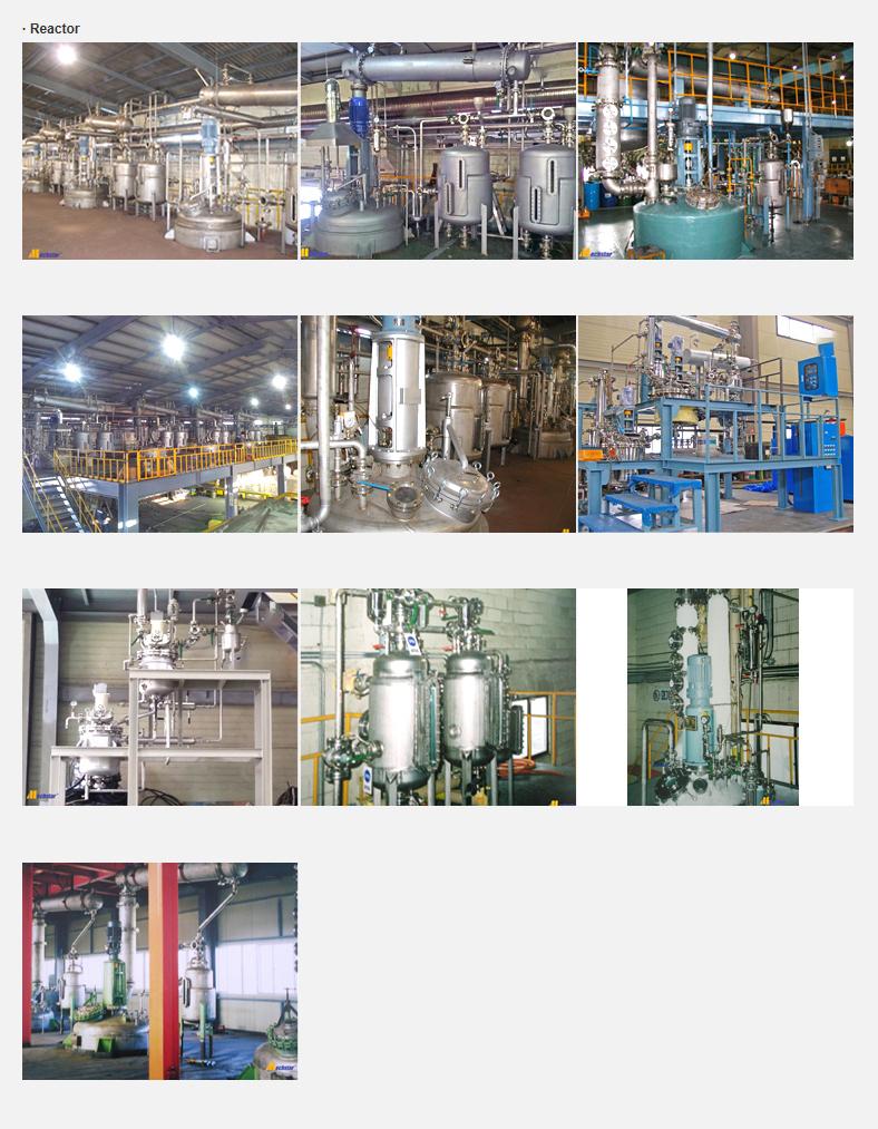 DAESUNG CHEMICAL MACHINERY Reactor  3