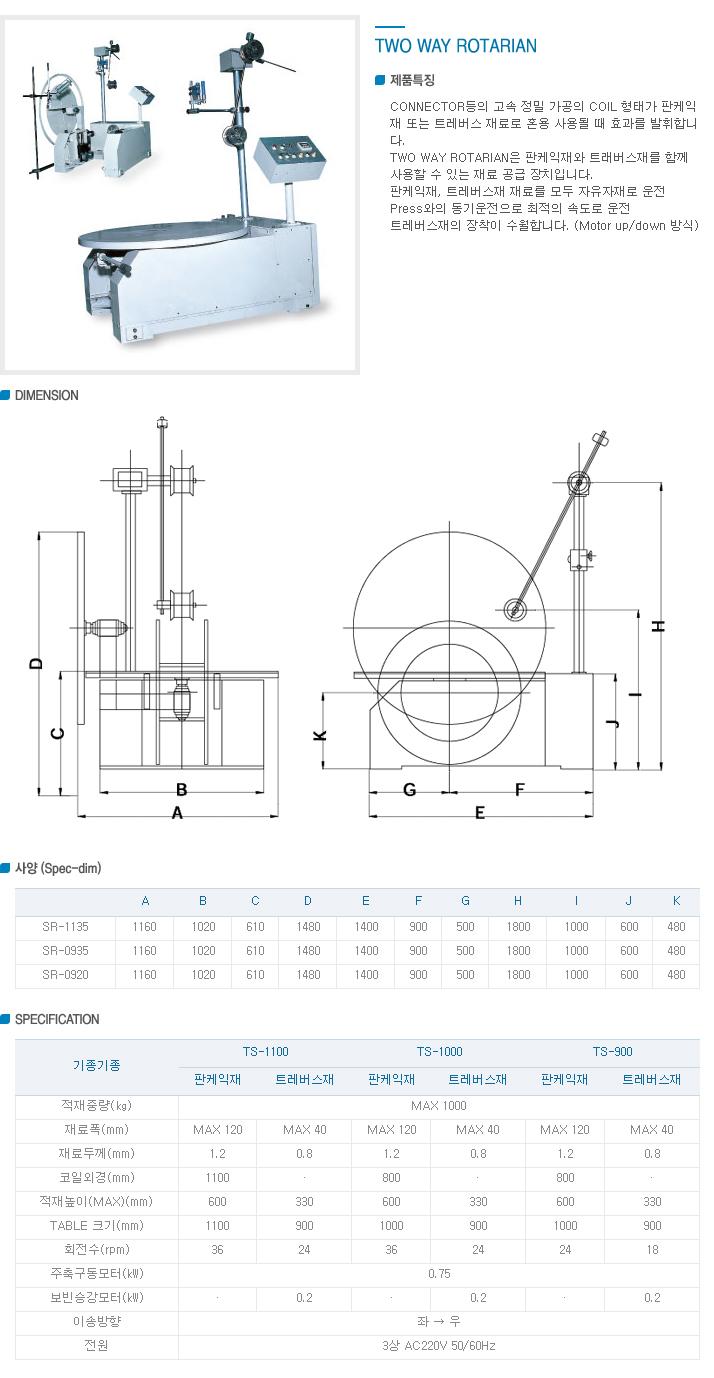(주)대양기술 Uncoiler Part  7