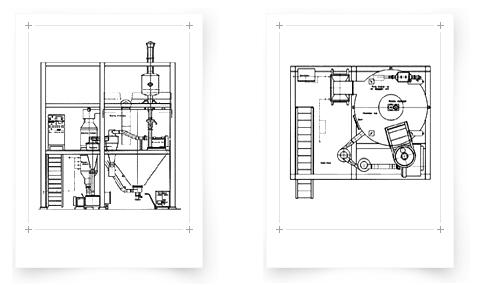 DONGJIN SPRAY DRYER Spray Dryer for Organic/Inorganic Chemicals FCP-Series