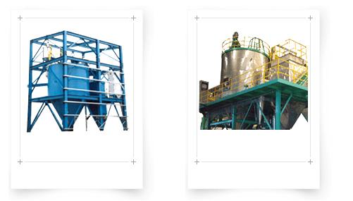 DONGJIN SPRAY DRYER Spray Dryer for Organic/Inorganic Chemicals FCP-Series 1