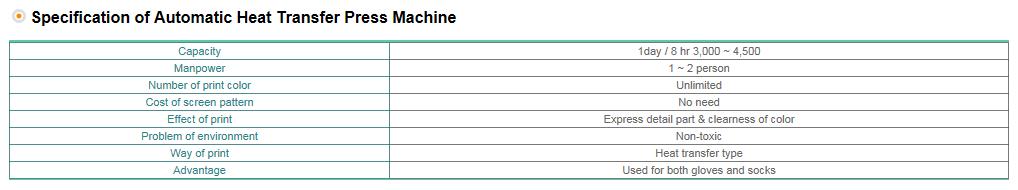 DONGSUNG Automatic Heat Transfer Press M/C DS-200H