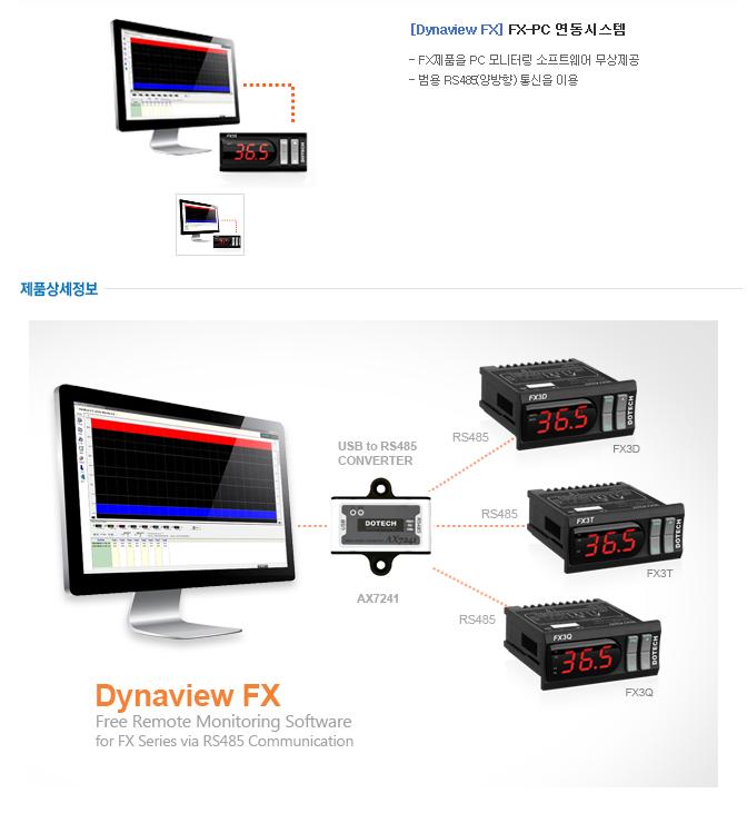 (주)두텍 Dynaview 소프트웨어  1