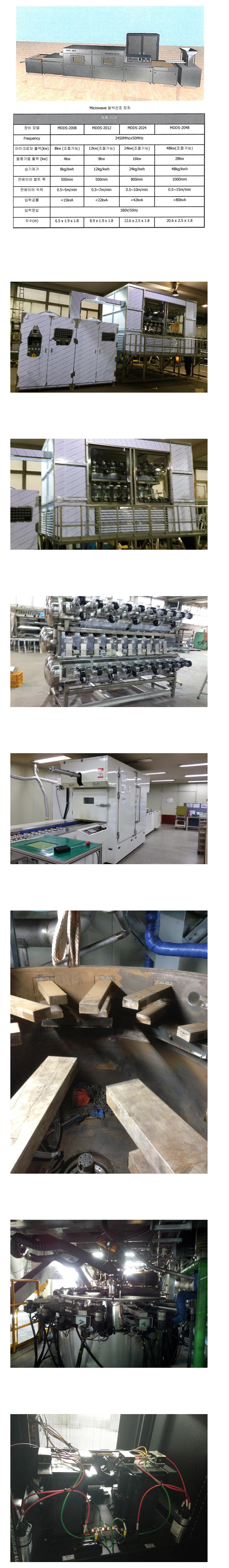 태양기업 화학 MDDS-Series