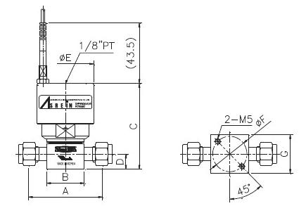 ASFLOW Switch Type Pneumatic Diaphragm Valve  3