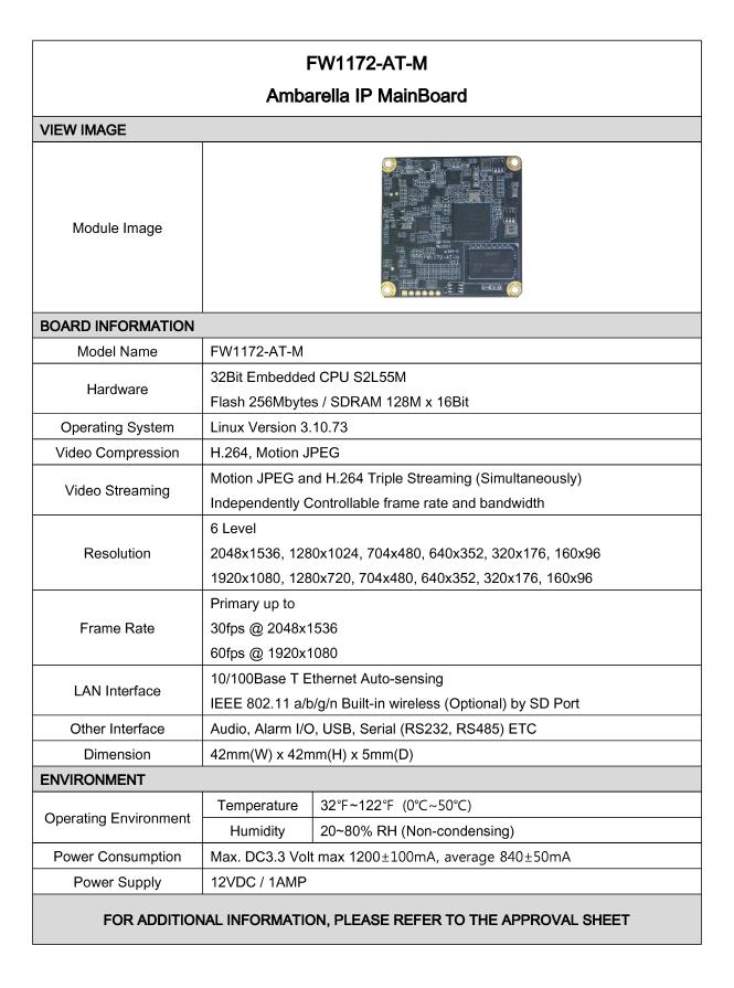 Seyeon Tech Main Board  1