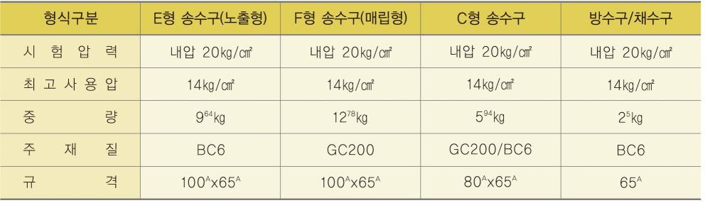 (주)두진 F형 송수구 (매립형 100mm) DSTU-100 1