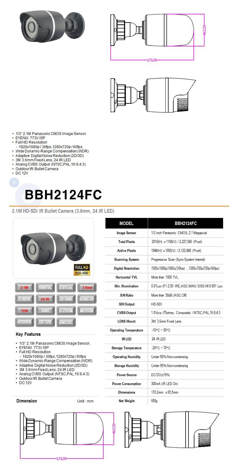 Bk Solution  BBH2124FC