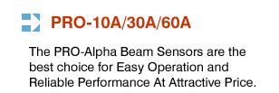 Sensor Pro Twin Beam PRO-10A/30A/60A