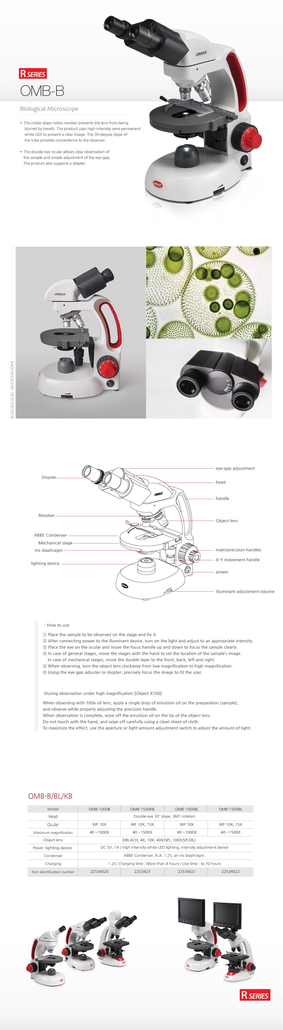OMAX Biological Microscope  14