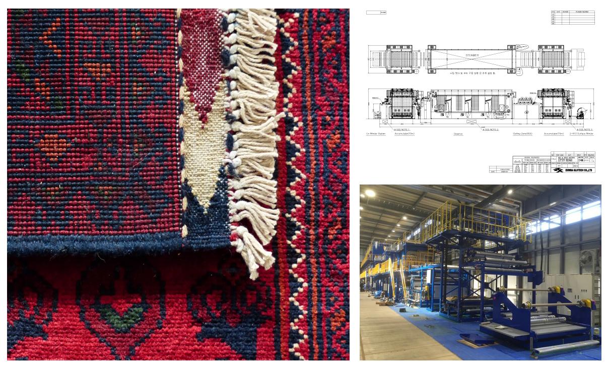 EHWHA GLOTECH Home textile