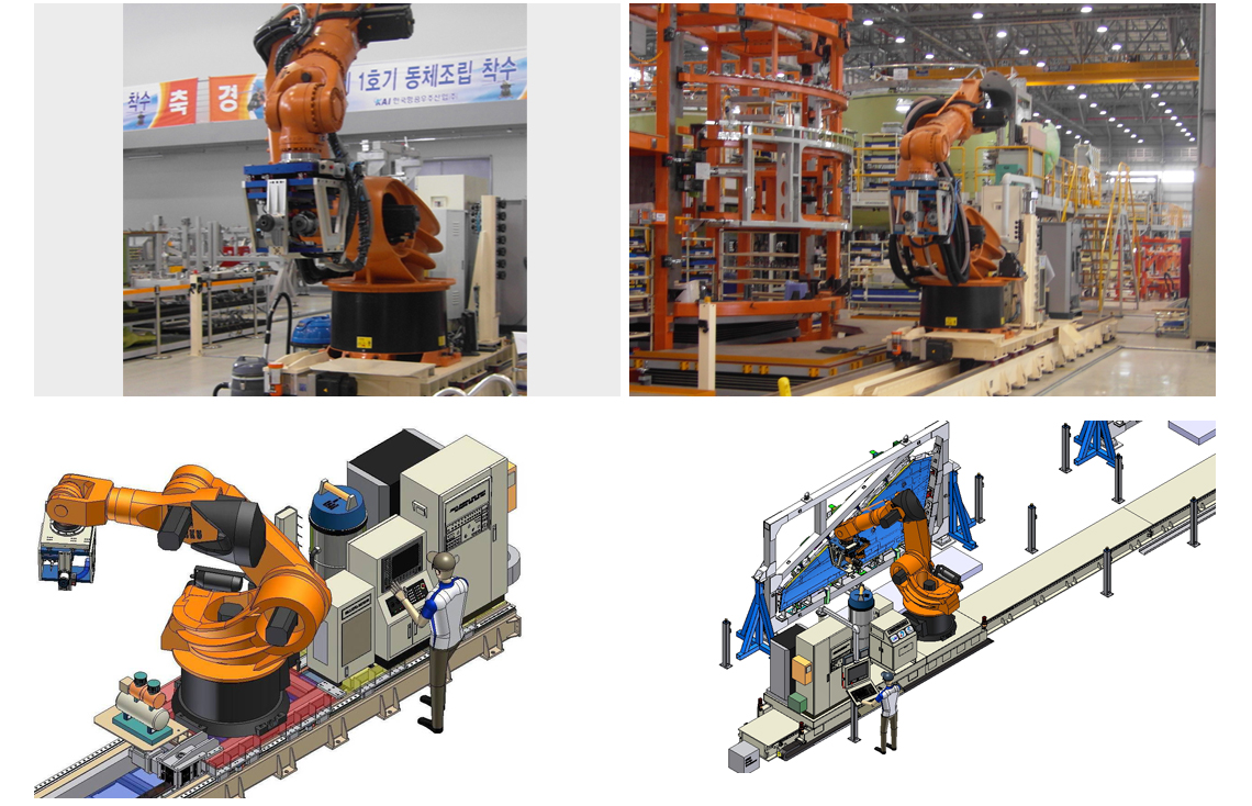Daemyung Engineering RDS(Robotic Drilling System)