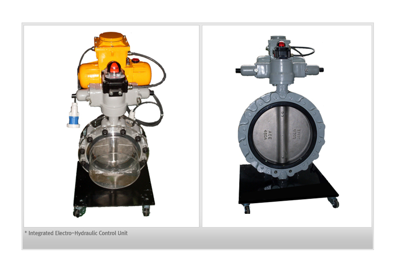 Ace Valve Integrated Electro-hydraulic Control Unit