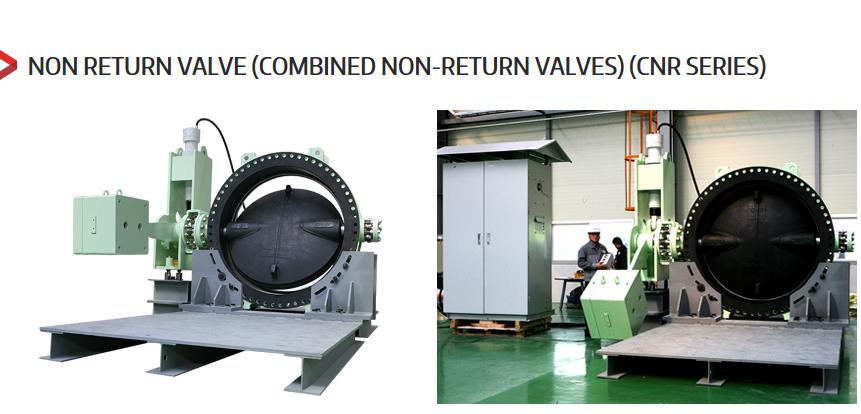 DKC Combined Non Return Valves
