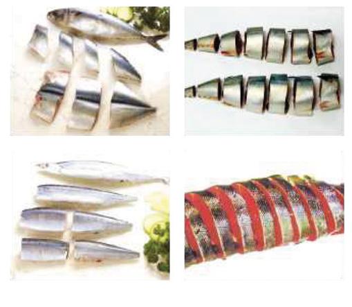 (주)그랜드벨 갈치 생선 토막기 GB162