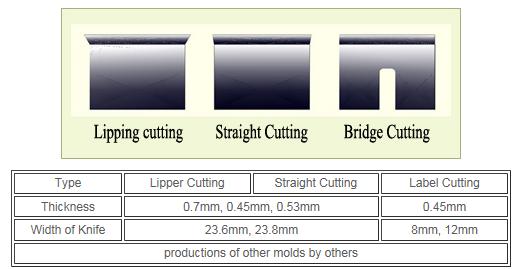 지앤지테크 Cutting 전용 Lippe G-5020 10