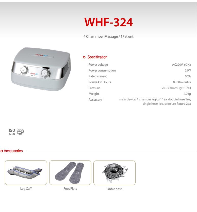 GOODPL 4 Chammber Massage (1Patient) WHF-324