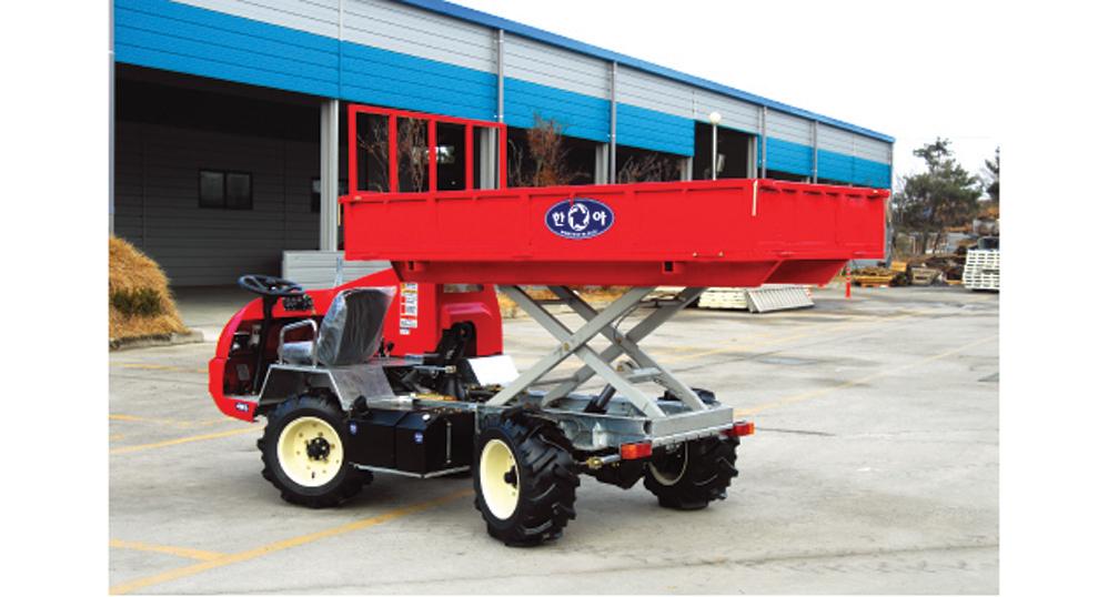 HANA SS Wheel Model, 1-Ton HA-1000ACEⅢ 2