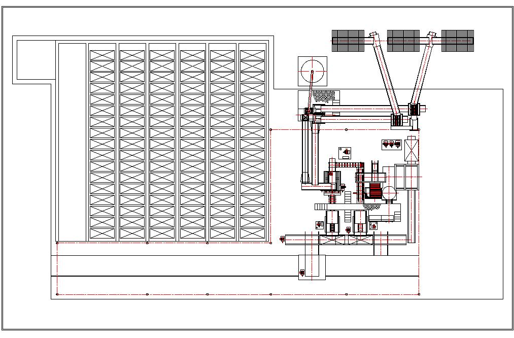 HANBO MACHINE Midsize Block Machine Series KOB-80 / 50 / 40 / 32 2