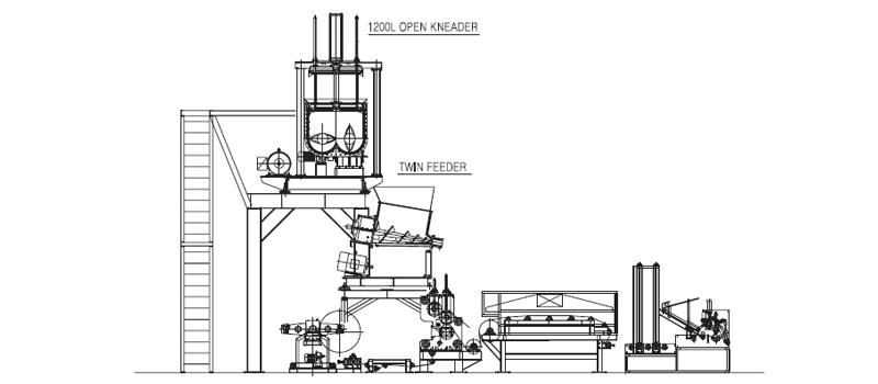 HANDO MACHINERY Tape Coating Line
