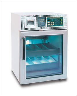 HANSHIN MEDICAL Blood & Pharmaceutical Refrigerator (160 liters) BPR-160