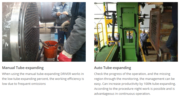 HEUNGJIN T&D Tube Expanding Machine  2