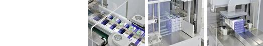 흥아기연 고속 자동 밴딩 / 열수축 포장기 HB 40S 1
