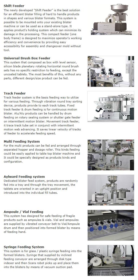 HOONGA Feeding systems