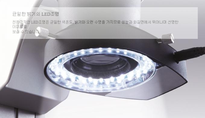 (주)휴비츠 Stereo Microscope HSZ-600 Series 13