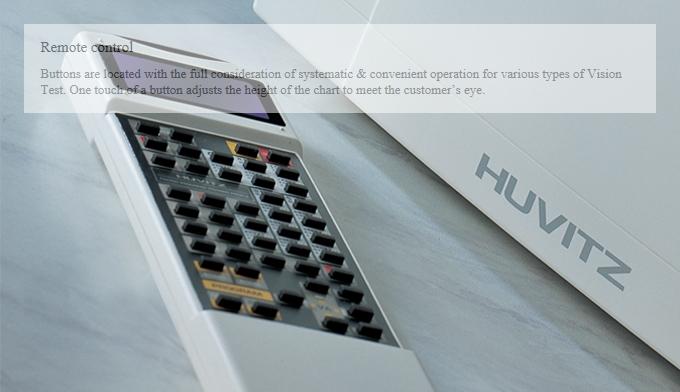 HUVITZ Visual Acuity chart CDC-4000 1