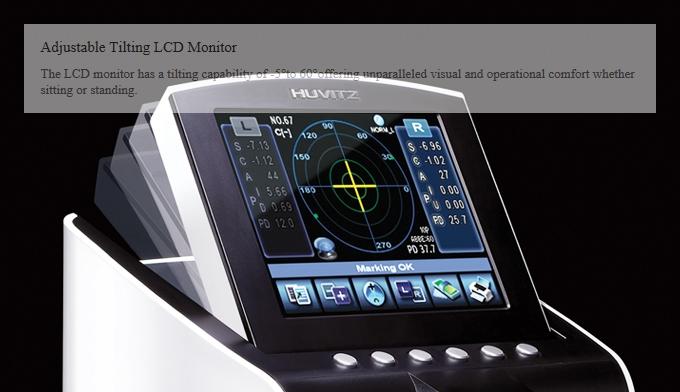 HUVITZ Auto Lensmeter HLM-7000 2