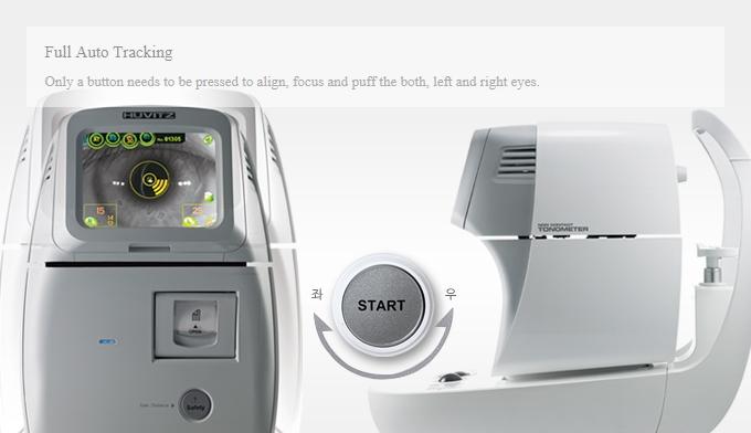 HUVITZ Non-Contact Tonometer HNT-7000