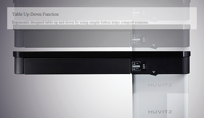 HUVITZ Unit table HJT-5000