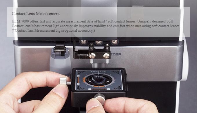 HUVITZ Auto Lensmeter HLM-7000 3
