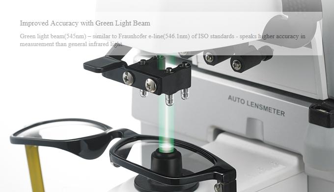 HUVITZ Auto Lensmeter HLM-9000 2