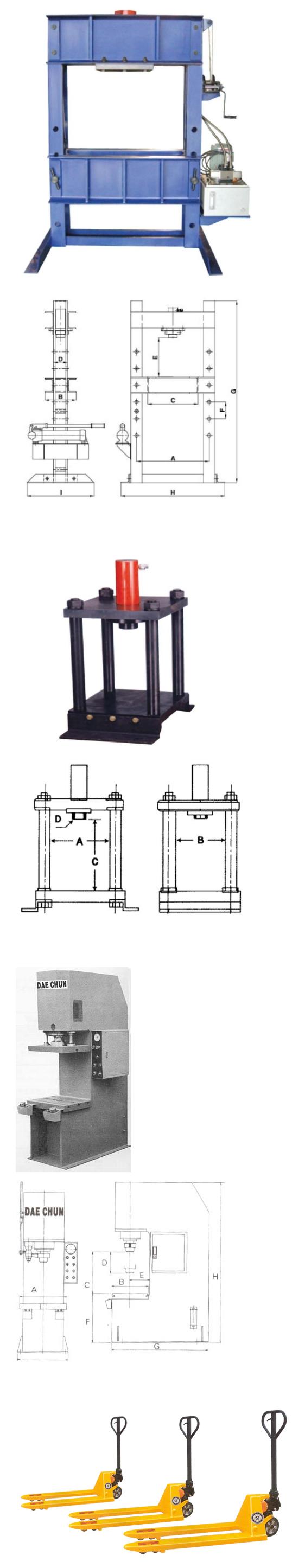 Daechun Hydraulic Machinery Other tools