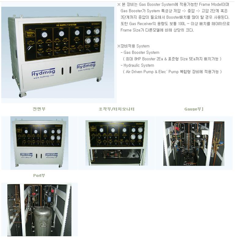 한국하이드맥  S4 Type