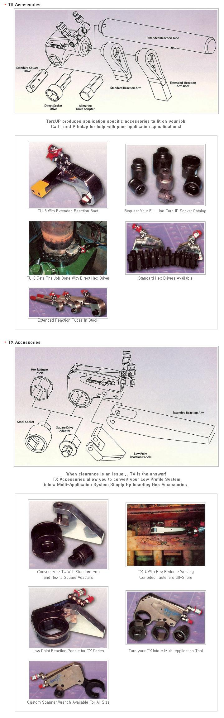 KOREA HYDMAG Accessories