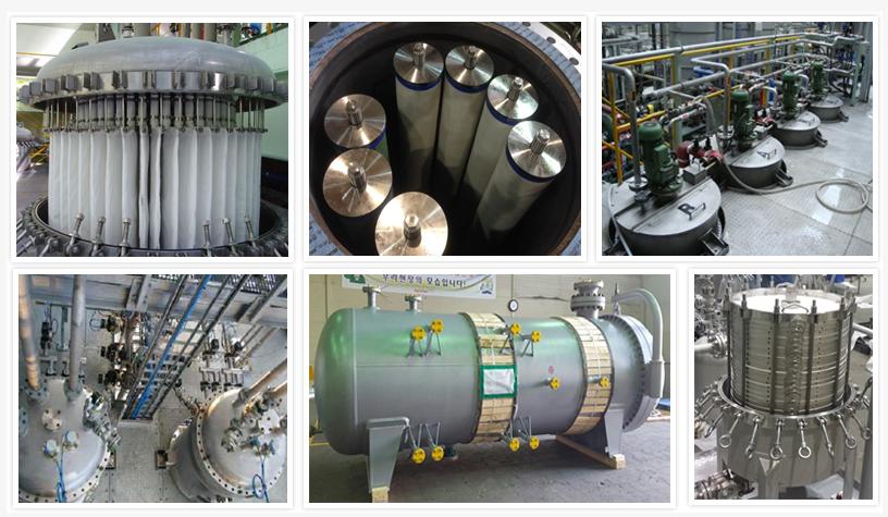 HANYANG F&E Gas Filter (SG01)
