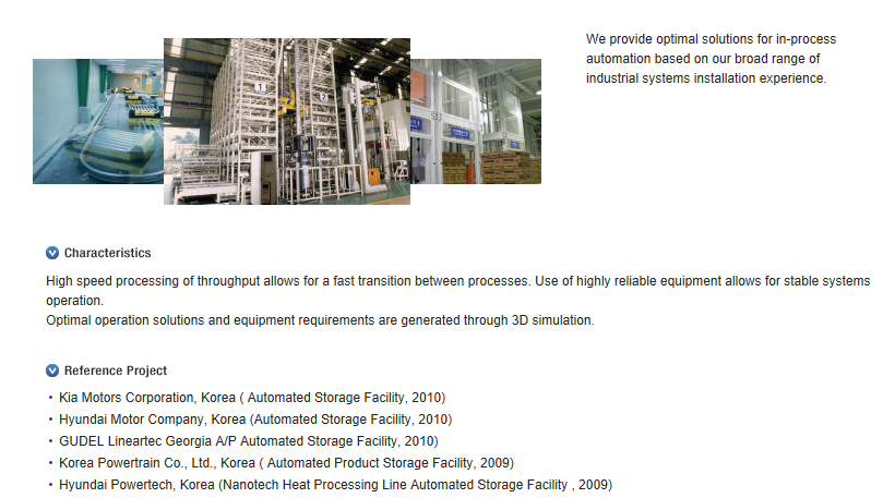 Hyundai Elevator - Business Scope Elevator, Escalator & Moving Walk
