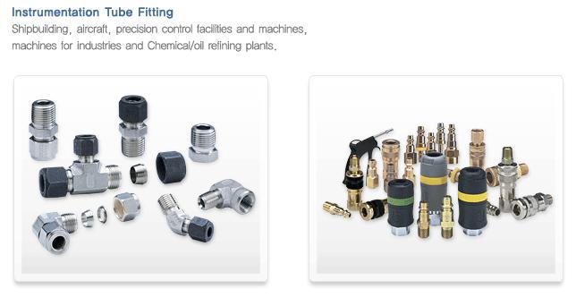 Hanwool H&P Instrumentation Fitting