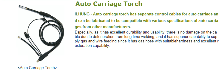ILHUNG Torch  1
