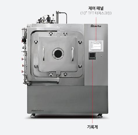 (주)일산바이오베이스 제약 산업용 동결건조기 LP-Series 10
